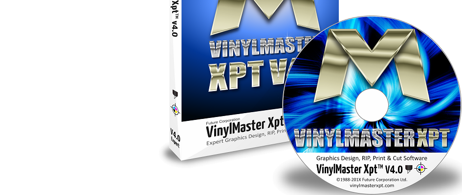 VinylMaster Software – V4 Expert Edition