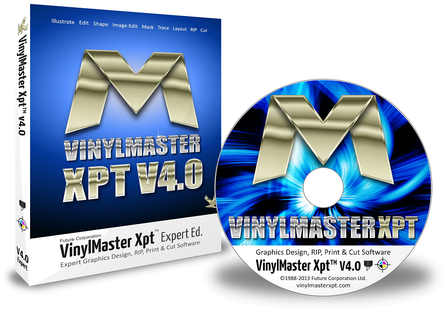 VinylMaster Xpt Box Set