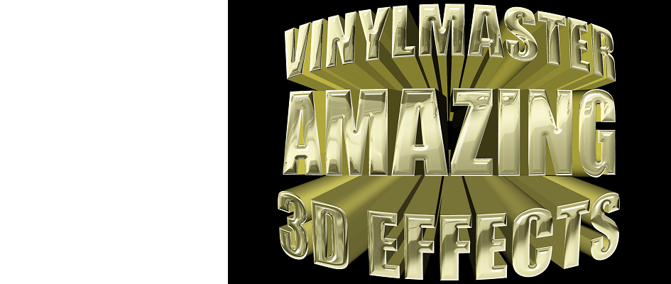 Special Effects with VinylMaster Xpt